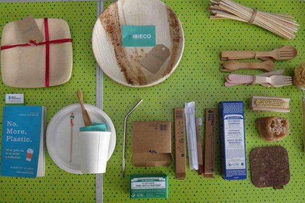 Muestra de una vida sin plastico - Ibiza Limpia